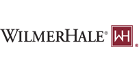 Wilmer Cutler Pickering Hale and Dorr LLP + ' logo'
