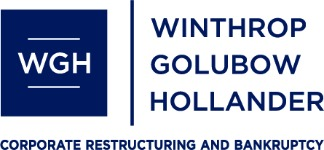 Winthrop Golubow Hollander, LLP + ' logo'