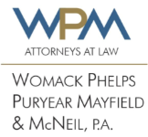 Womack Phelps Puryear Mayfield & McNeil, P.A. + ' logo'