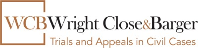 Wright Close & Barger, LLP