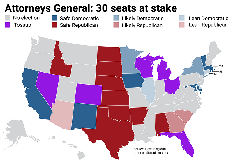 2018 attorney general elections