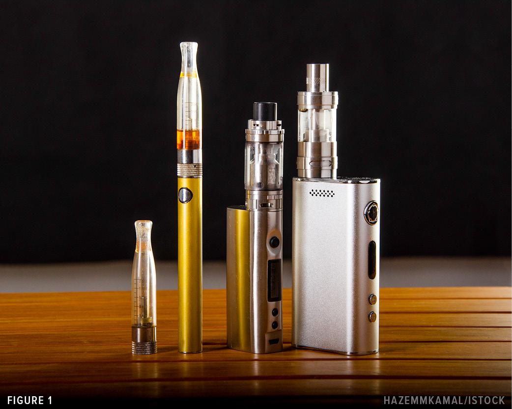 Common E-Cigarettes