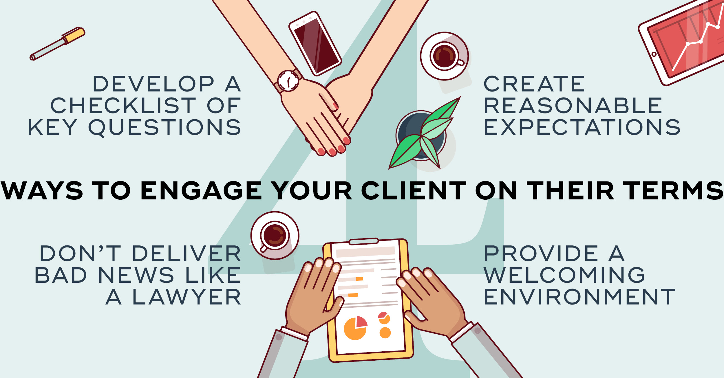 Engaging your client