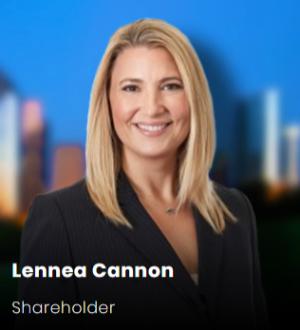 Lennea M. Cannon