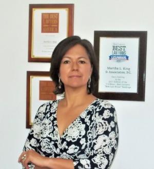 Martha L. King's Profile Image