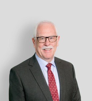 Image of Patrick G. Foy QC