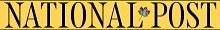 Logo for National Post