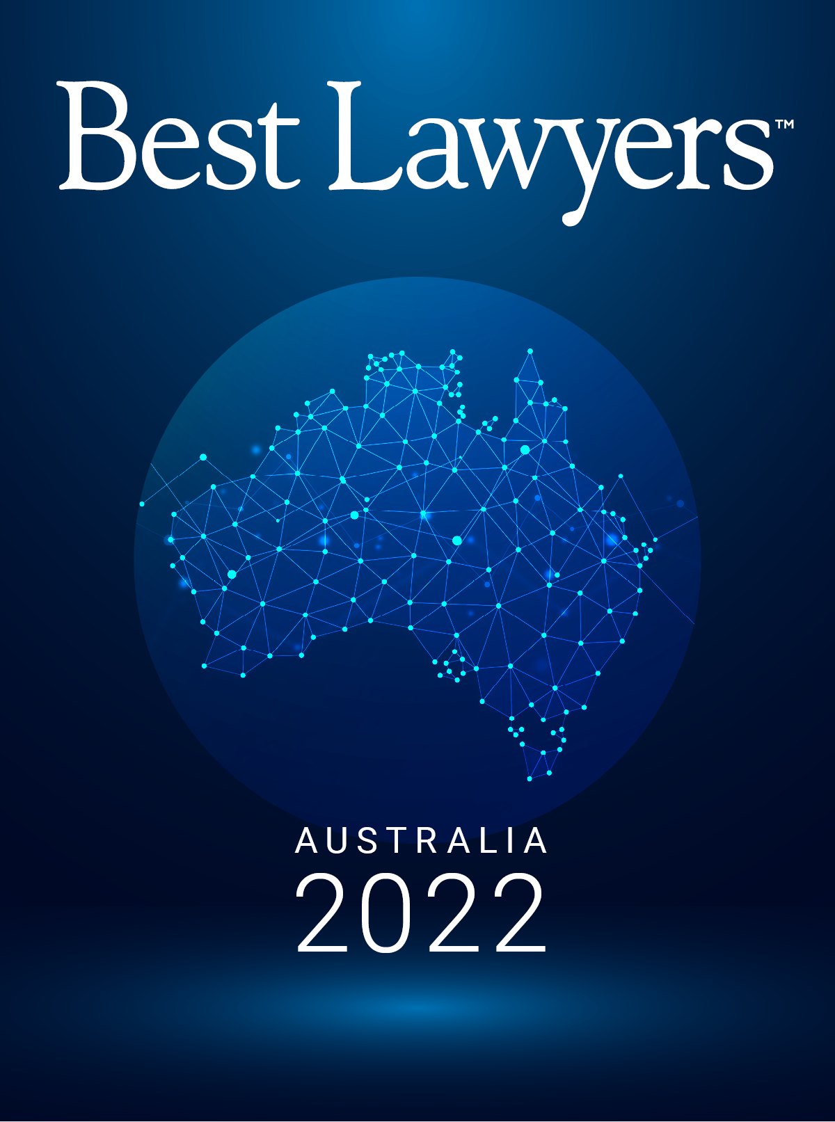 Cover for our The Best Lawyers in Australia publication