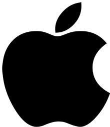 Logo for Apple