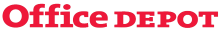 Logo for Office Depot