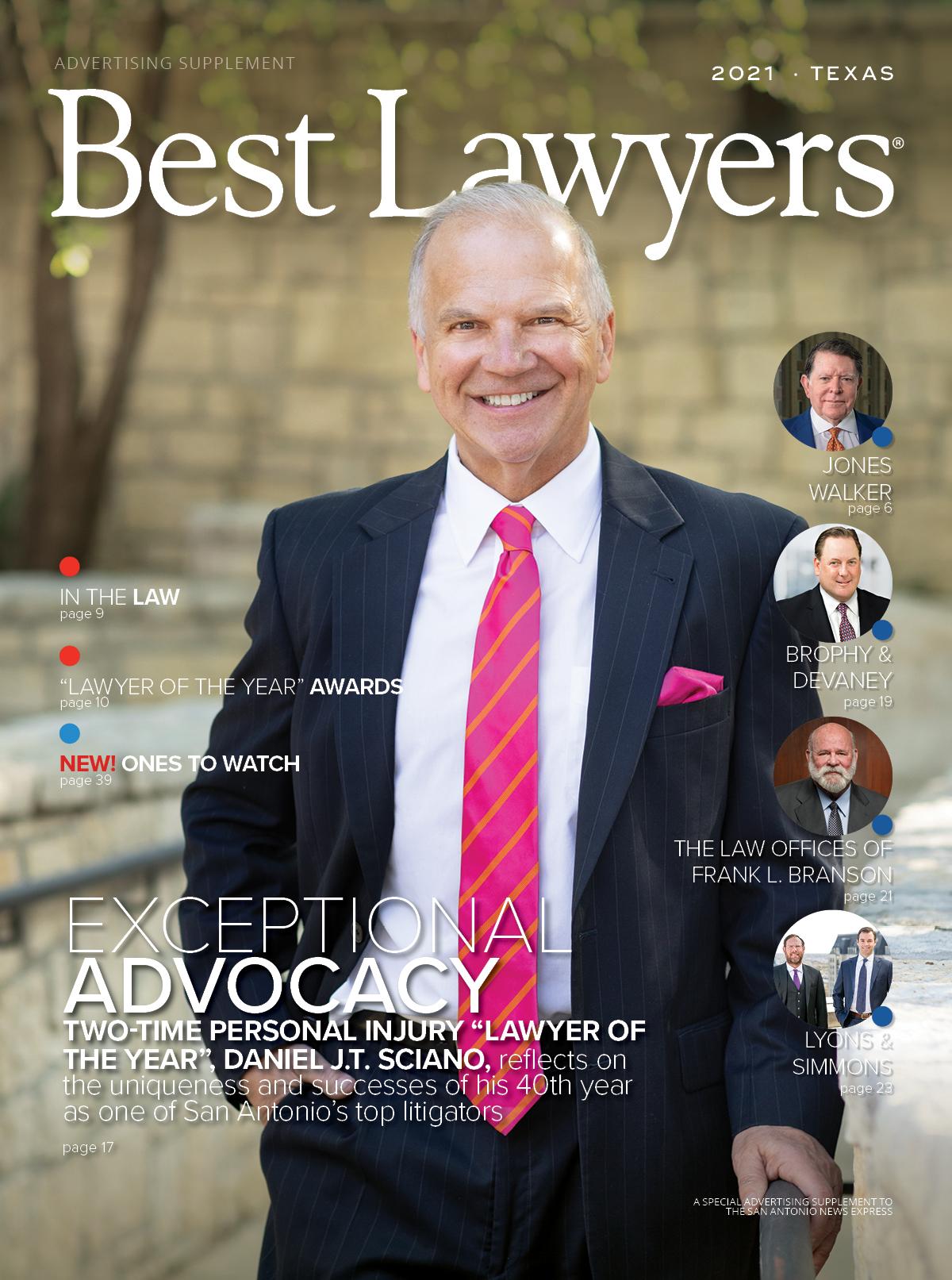 Best Lawyers in Texas
