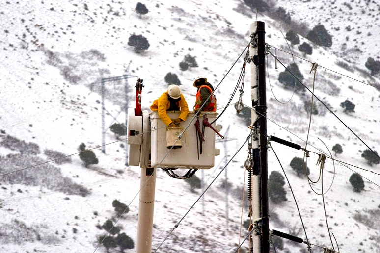 Cold Weather Safety for Construction Workers