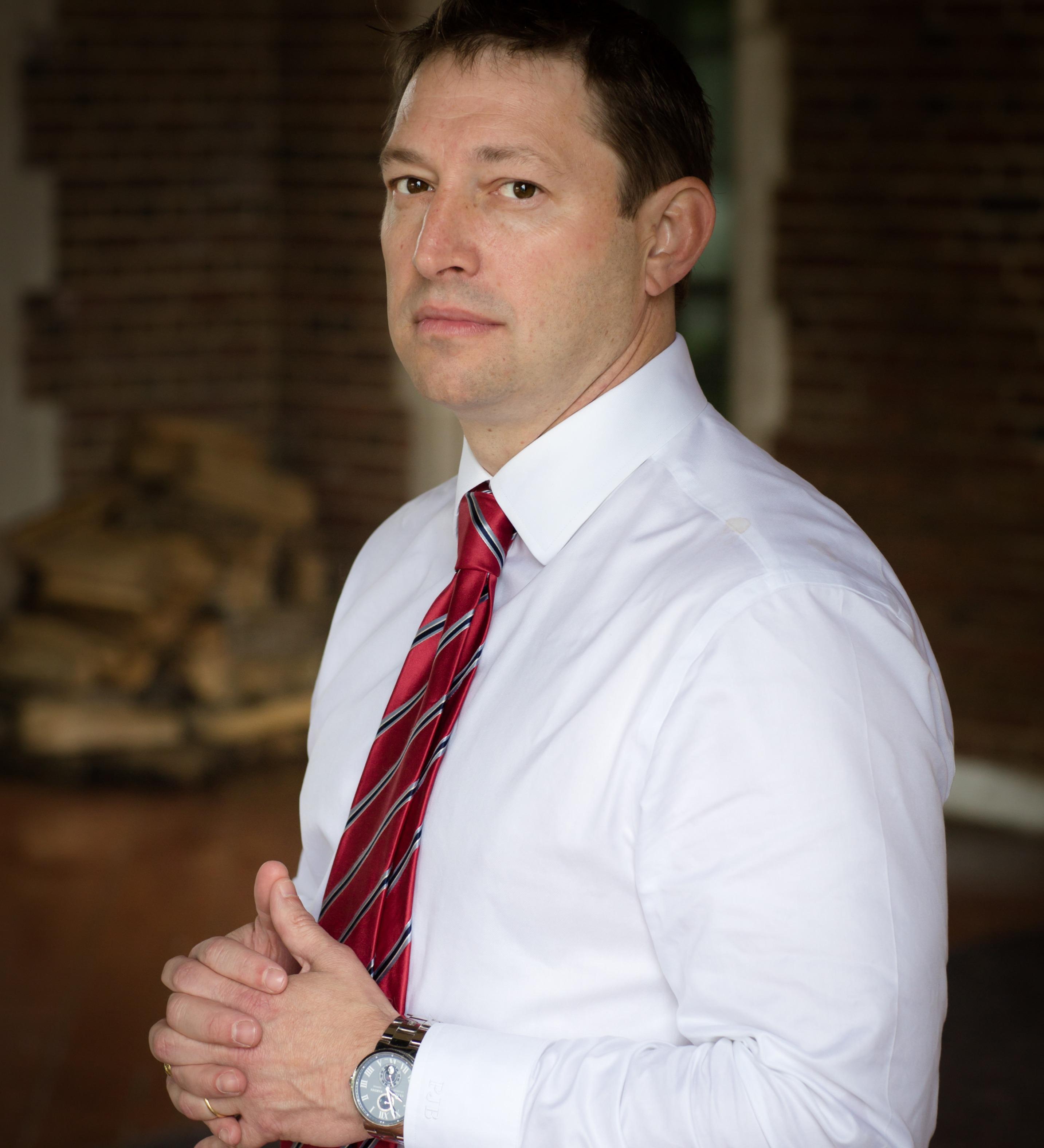 Patrick Boyd's Profile Image