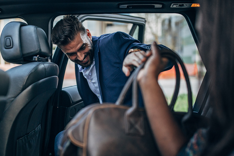 Uber and Lyft Accidents: Who's Liable?